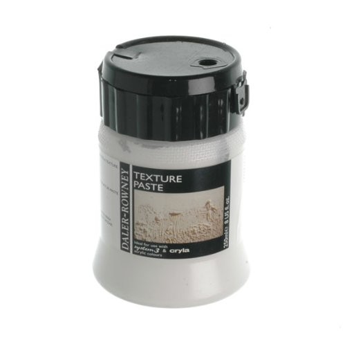 bottle of texture paste