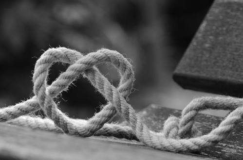 drawing ideas - knot in a rope