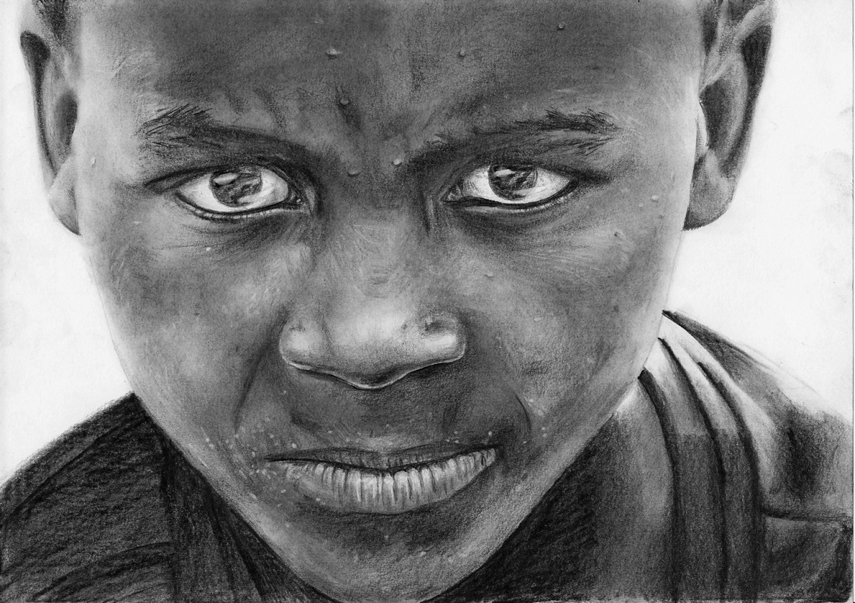 How To Draw Portraits Child Online Art Lessons