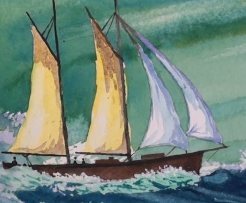 complete the sails