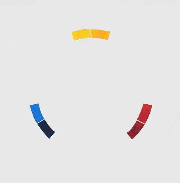 Split primary colors