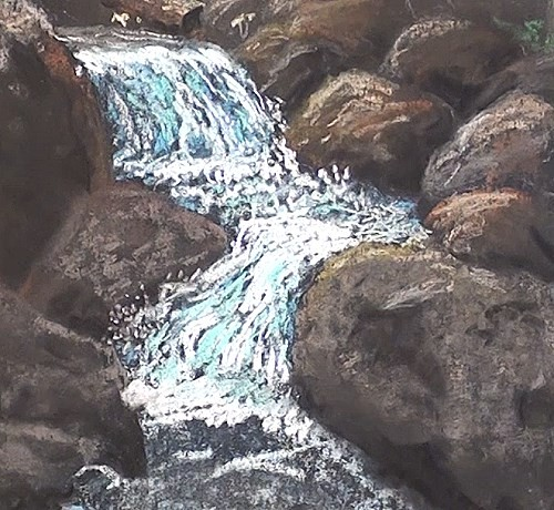 how-to-add-water-small-rapids-in-pastel-stream