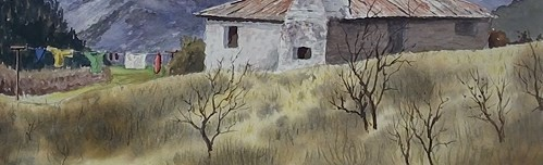 how-to-paint-a-cottage-in-a-valley-landscape-in-watercolor-foreground-detail