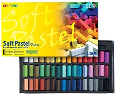 Set of Mungyo Chalk Pastels