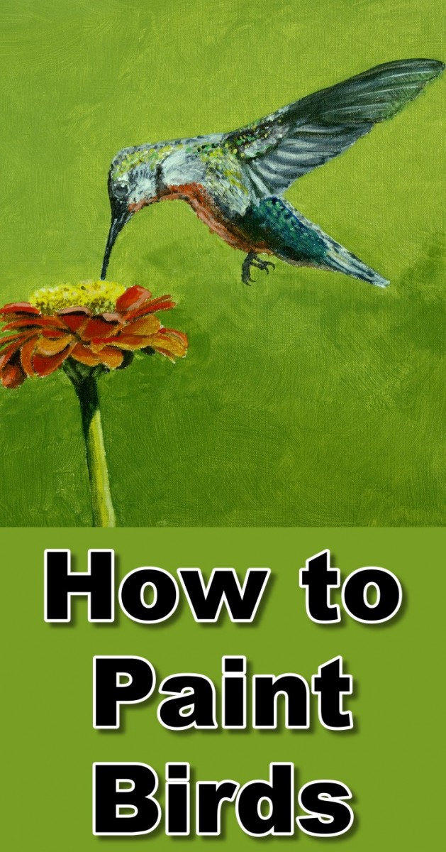 how-to-paint-birds-in-acrylic