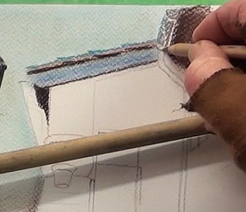 final-drawing-tuscan-stairway-in-pastel-roof