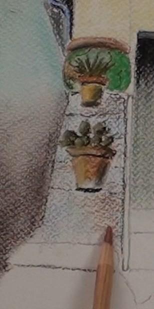 final-drawing-tuscan-stairway-in-pastel-flower-pots