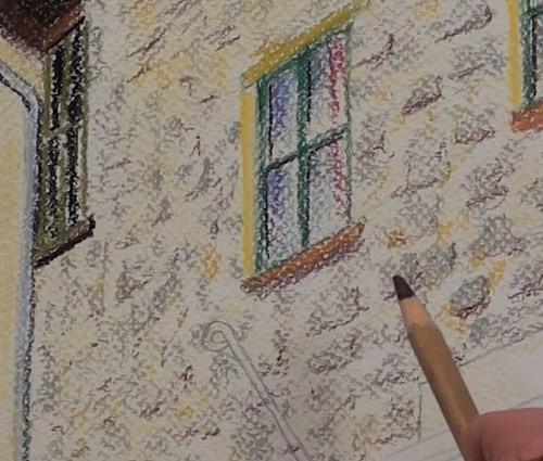 final-drawing-tuscan-stairway-in-pastel-masonry-shadows