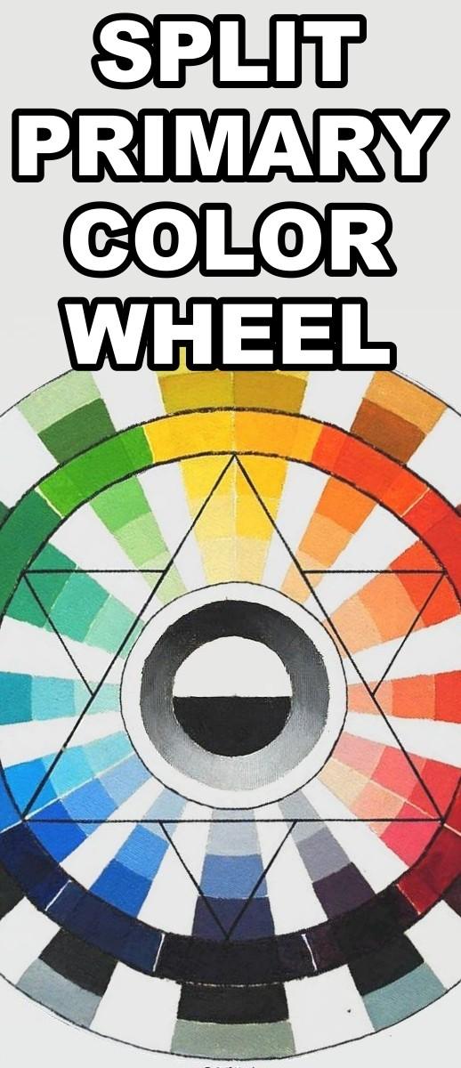 Split primary color wheel tutorial