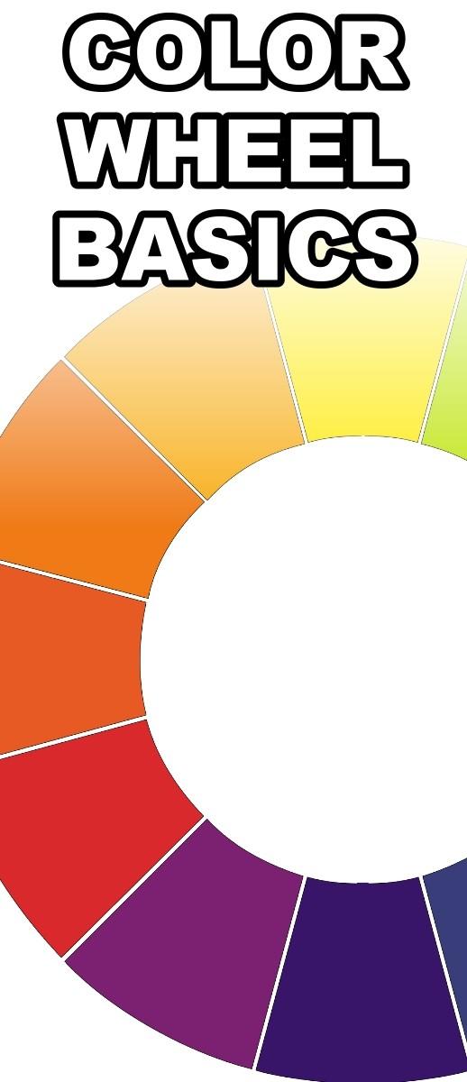 Basic color wheel tutorial