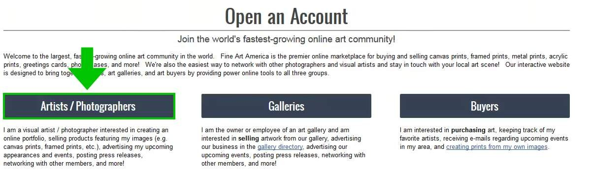 How to sell paintings prints online fine art america tutorial pin it on pinterest online art lessons m4hsunfo