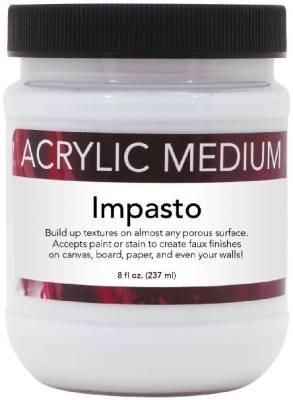 acrylic impasto medium