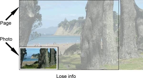 lose grid info