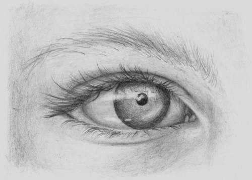 drawing ideas - eye