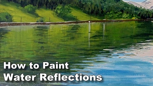 Acrylic Painting — Online Art Lessons