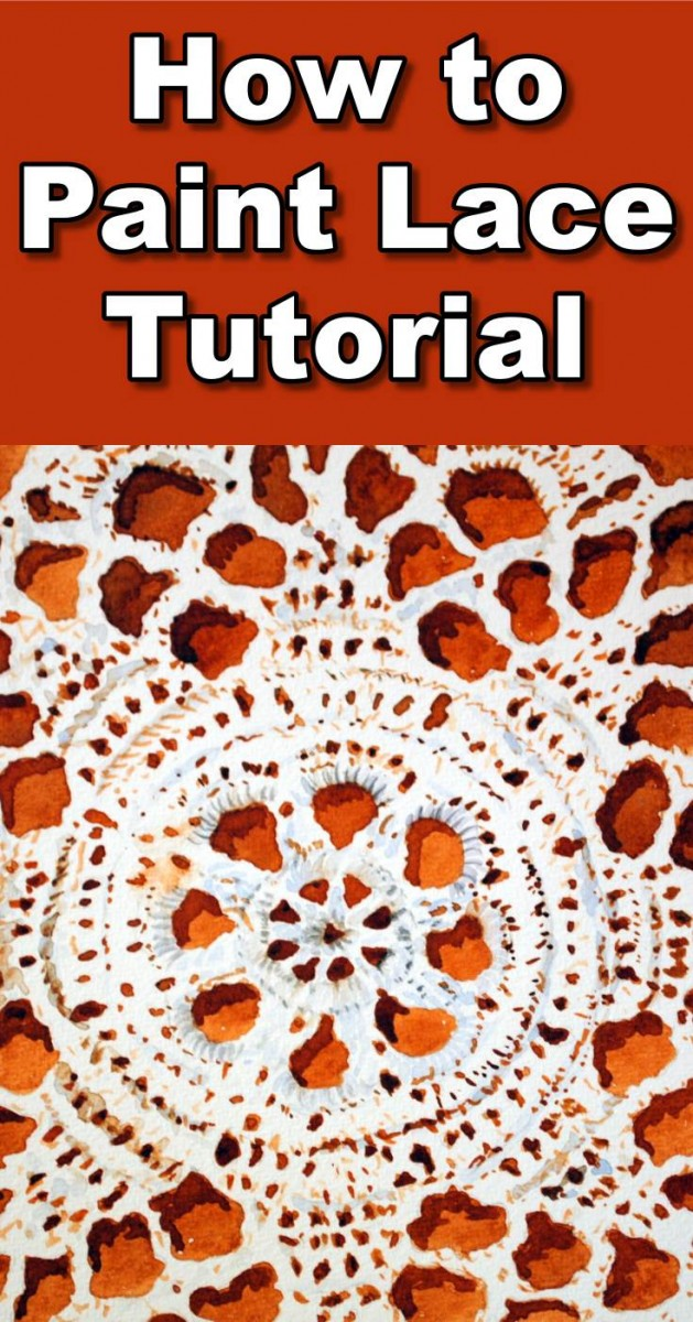 Learn how easy it is to paint a lace or crochet effect in watercolor with this time lapse painting tutorial.  To follow the real time paint along version of this class you can visit our website: http://onlineartlessons.com/how-to-paint-lace-work-in-watercolour/  how to paint lace, how to paint lace in watercolor,art, art classes, art lessons, online art lessons, online art classes, watercolor, how to, how to paint, how to paint in watercolor, watercolor, painting, watercolor, painting tutorial, watercolor, painting classes, painting lessons, painting tutorials, paint basket, speed painting, step by step