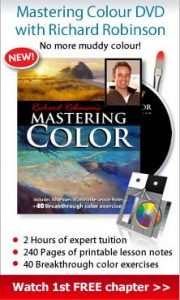 Richard Robinson Mastering Color DVD
