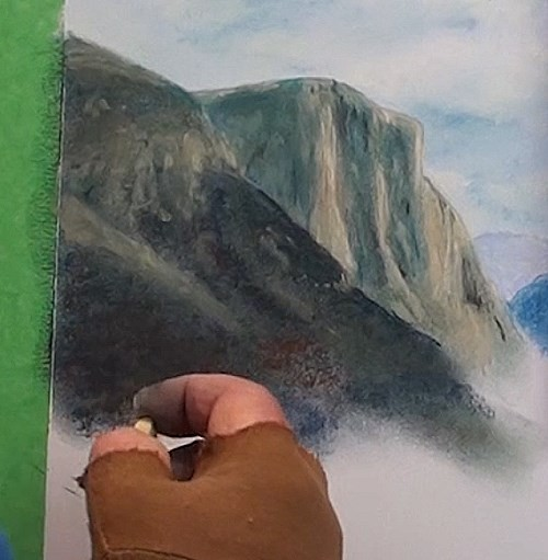 how-to-draw-mist-in-the-mountains-in-pastel-highlights-closer-mountain