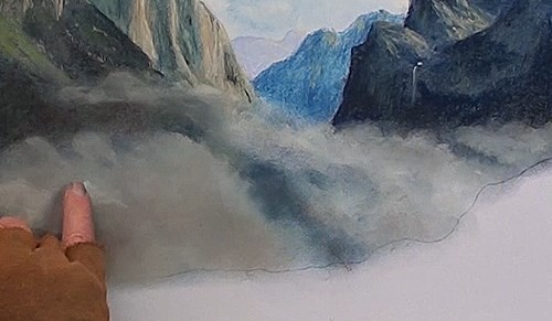 how-to-draw-mist-in-the-mountains-in-pastel-mist