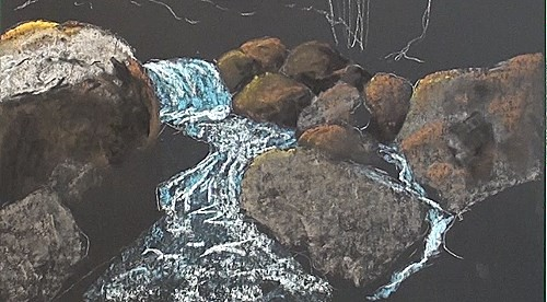 how-to-add-water-small-rapids-in-pastel-rock-highlights