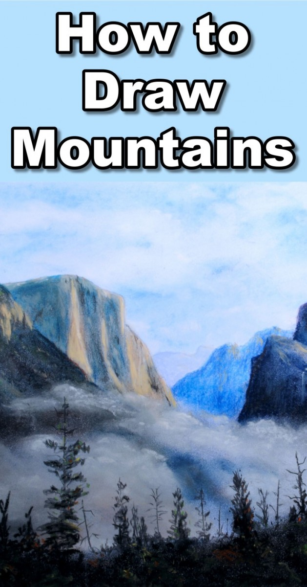 how-to-draw-mountain-landscape
