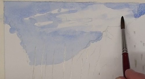 final-painting-peaceful-mountains-stream-in-watercolor-sky