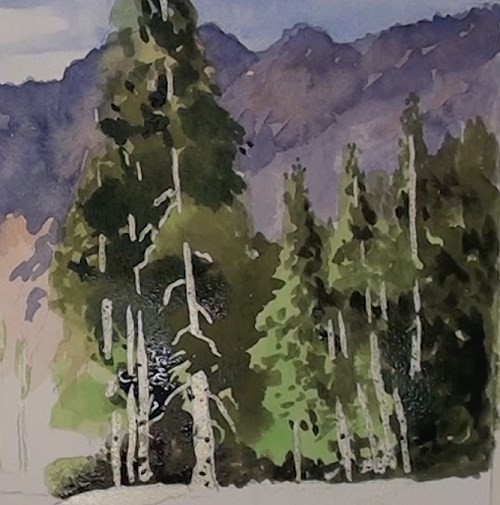 final-painting-peaceful-mountains-stream-in-watercolor-right-hand-trees