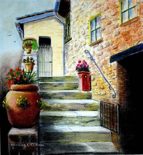 final-drawing-tuscany-steps-in-pastel