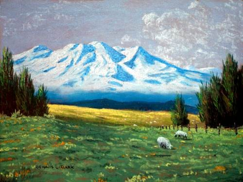 final-painting-snow-capped-mountains-in-pastel