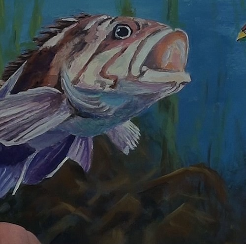 final-painting-fish-in-acrylic-weeds