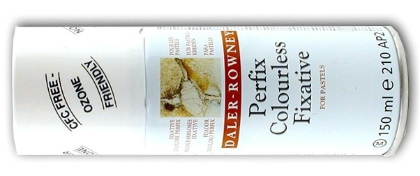 Daler Rowney Perfix Fixative Spray