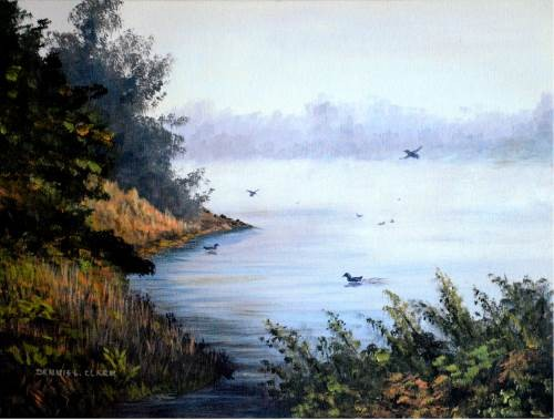 how-to-paint-a-misty-lake-in-acrylic