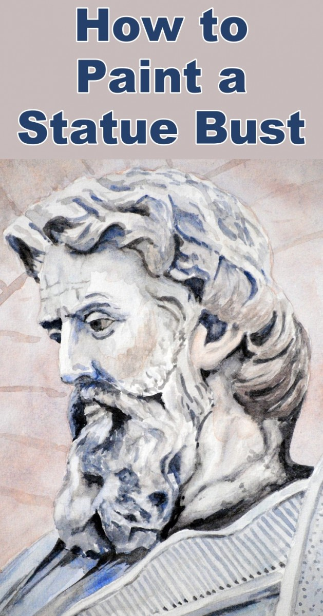 how-to-paint-a-statue-bust-in-watercolor-pin