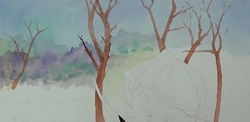 how-to-paint-a-rhino-in-watercolor-background