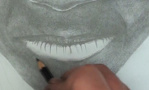 how-to-draw-a-young-portrait-in-pencil-lips-mouth