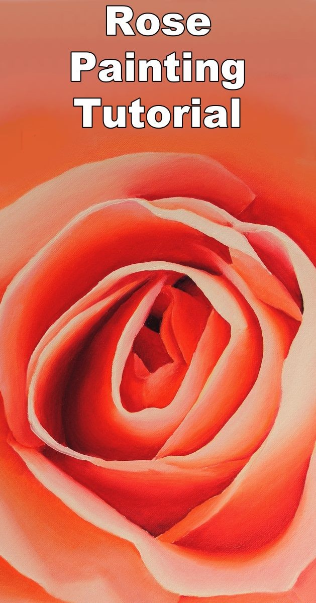 Learn how to paint a realistic rose in oil with this online art lesson by Nolan Clark from the Paint Basket
