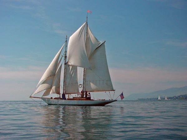 Reference photo - how to draw a sailboat